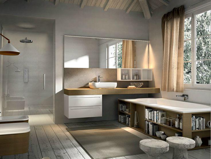 8 besten Showers Duschen Bilder auf Pinterest Begehbar - badezimmer unterm dach
