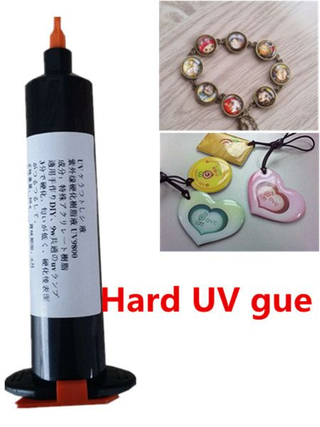 $9.51 (Buy here: https://alitems.com/g/1e8d114494ebda23ff8b16525dc3e8/?i=5&ulp=https%3A%2F%2Fwww.aliexpress.com%2Fitem%2FHard-UV-doming-resin-glue-9800-low-power-UV-curing-glue-imported-from-Japan-DIY-hardening%2F32251120225.html ) Rigid UV glue low-power hard craft UV curing resin from Japan DIY hardening adhesive liquid for handmade decoration label cover for just $9.51