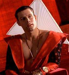 Matt Keeslar in the Dune miniseries (2000)