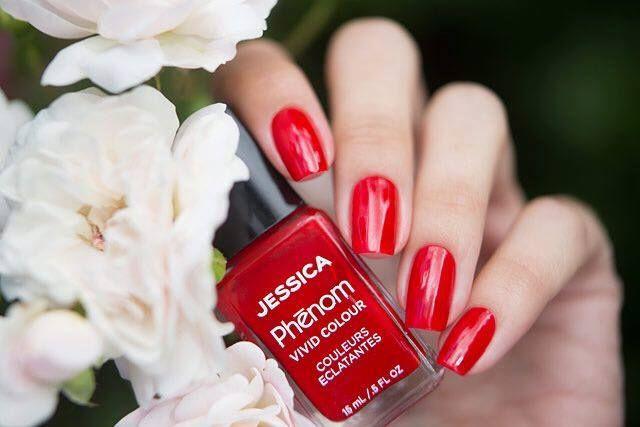 #Jessica Red Night Fever!💅💖🌺🌸 Shop➡ https://goo.gl/wwzW4Q ✔️ *με χαρά να σας εξυπηρετήσουμε για την διευκόλυνση της παραγγελία σας μέσω μηνυμάτων στα social media μας, ☎210 5710310 #beautytestbox #beautytestboxeshop #beauty #BeautyGreece #JessicaNails #Phenom #nailpolish #must_have #Greekeshop #beautyproducts #instadaily #picoftheday #ShippingToCyprus