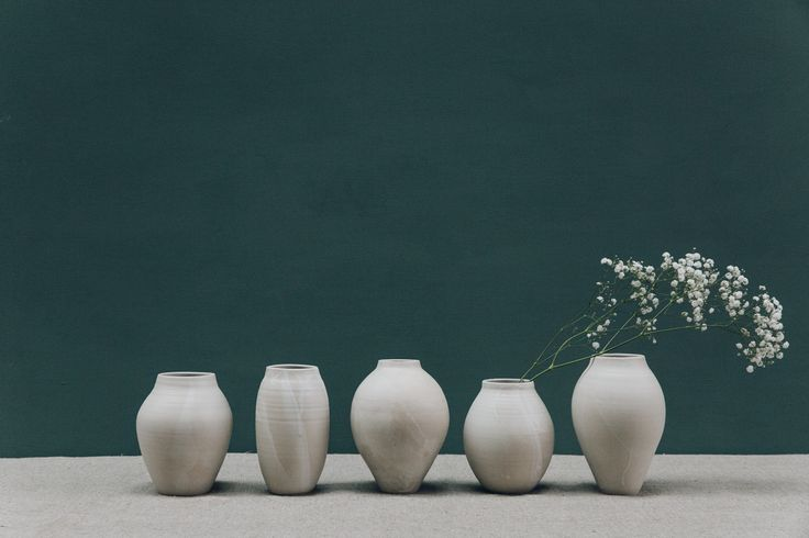 White Collection by Pottery West