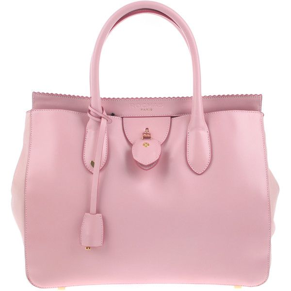 Handbag.: Rocha Bags, Bags Totes Clutches, Style, Pink Handbags, Purses Bags Clutches, Pink Bags, Bags Purses, Bags Lady, Pink Purses