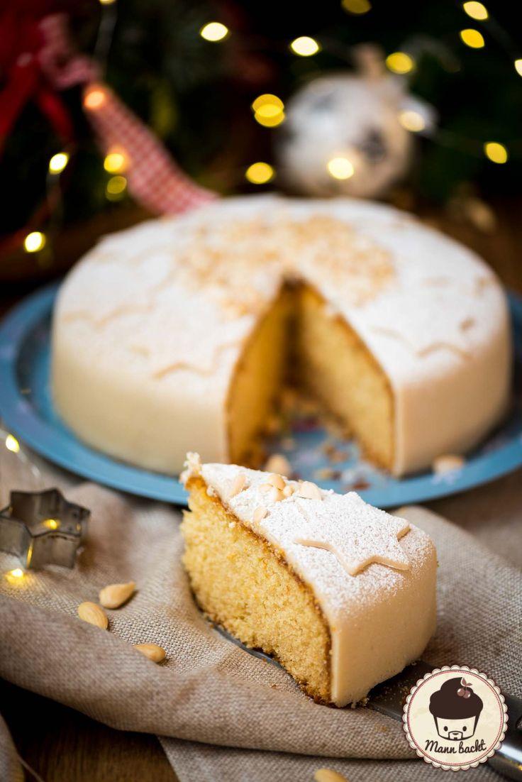 Marzipan Amaretto Torte