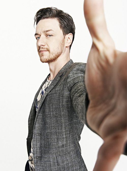 James McAvoy for Esquire UK