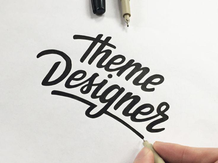 Lettering & Logotype Vol.2 on Behance