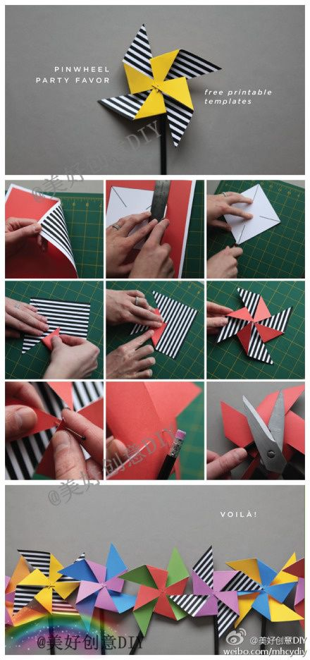 how to make a windmill