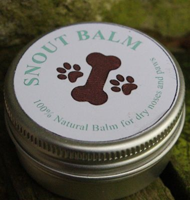 Snout Balm for Dogs from mukout.co.uk for the cold Christmas! Find some more cute gifts for pets here:http://bit.ly/1U6Qhmn