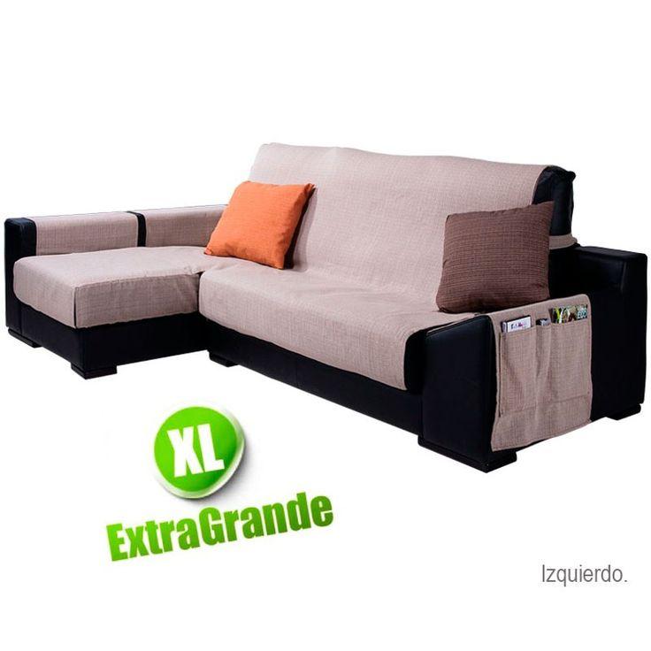 la excelente funda para chaise longue modelo viena nos permitir cubrir nuestro sof de la forma