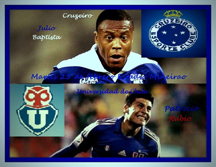 Promo Cruzeiro vs U de Chile