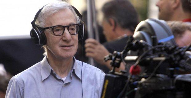 Woody Allen ingaggiato da #Amazon Studios per dirigere una serie tv.