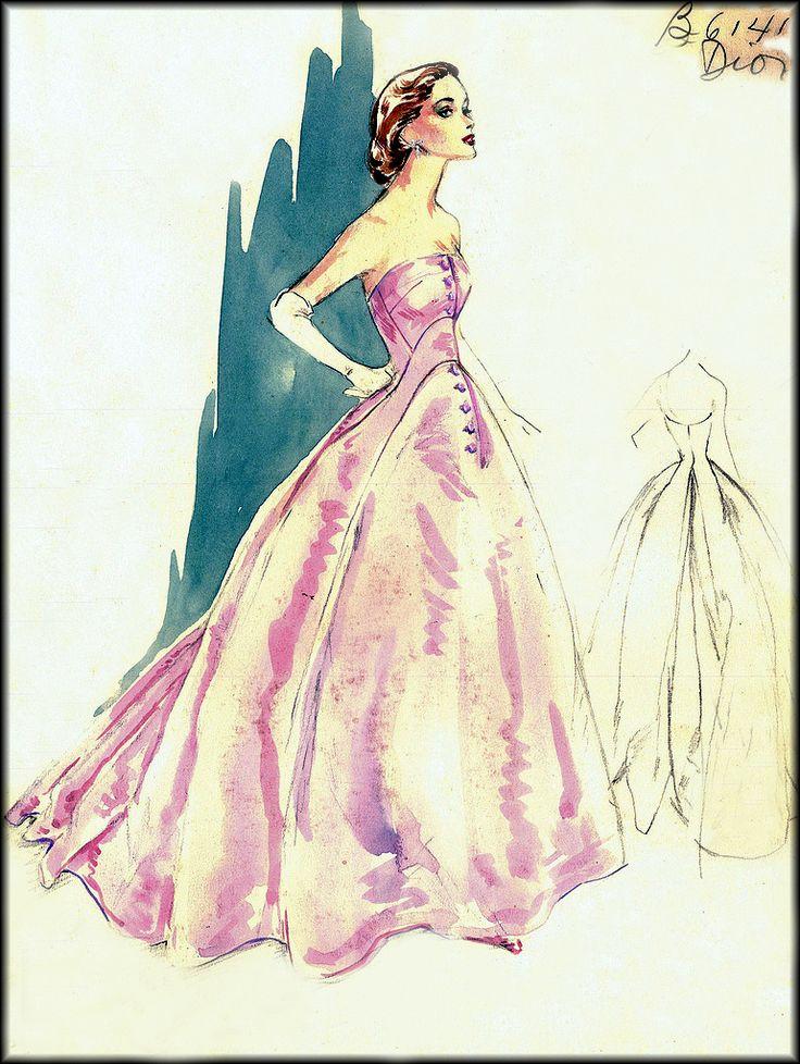 1000 Ideas About Dress Design Sketches On Pinterest Sketch Ideas Dress Sketches And Sketching