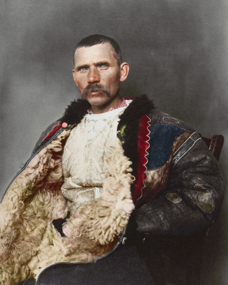 """""""Romanian Shepherd"""", 1906 