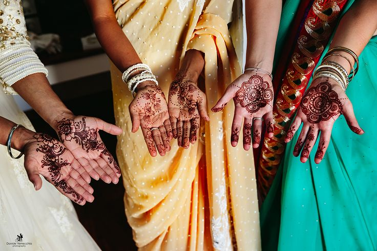 Indian wedding in Italy - Matrimonio indiano in Italia - www.davideverrecchia.it - Davide Verrecchia - Fotografo matrimonio Italia 2016 -2017 - Matrimonio Colorato - hennè - sari matrimonio