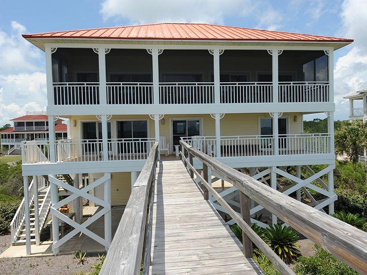 Beachfront Condos In St George Island
