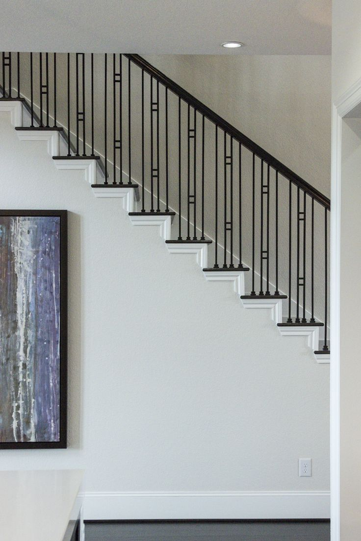 25 best iron balusters ideas on pinterest iron for Balustrade aluminium exterieur
