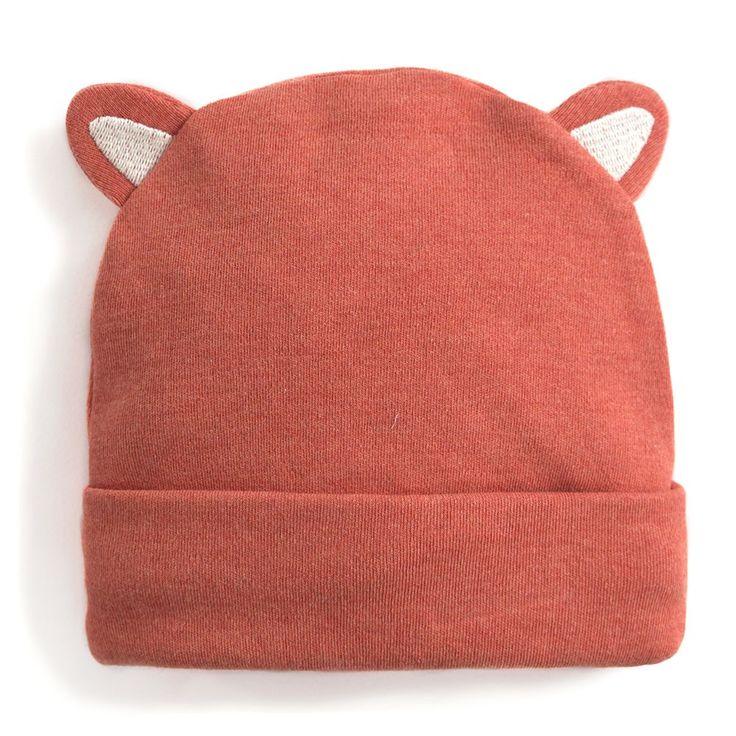 Fox Baby Hat   JoJo Maman Bébé