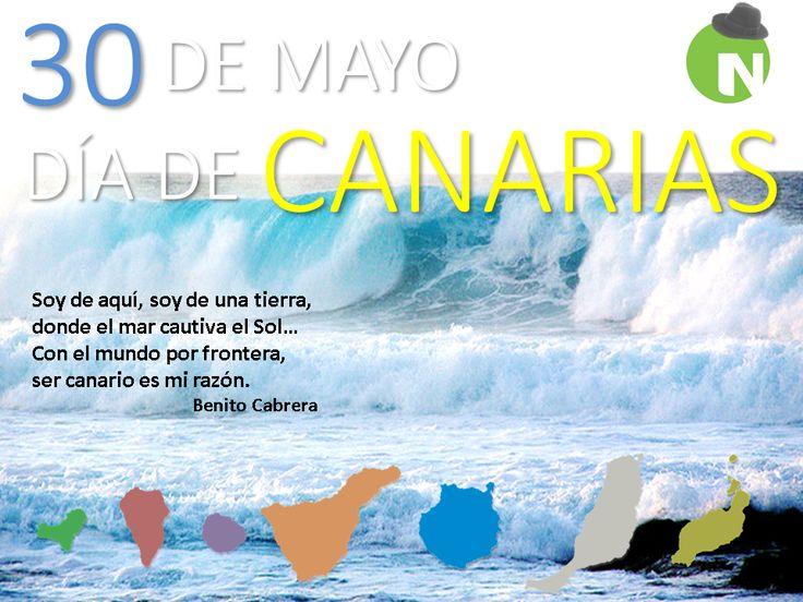 Feliz Día de Canarias.