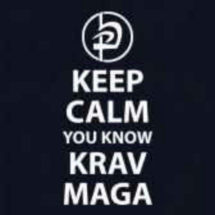 Krav Maga--win at all cost!!!