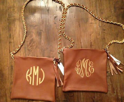 Monogram satchel. want.