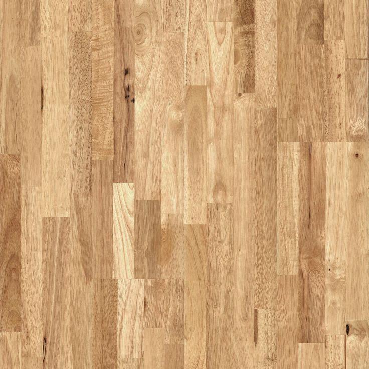 Hevea Solid Wood Flooring