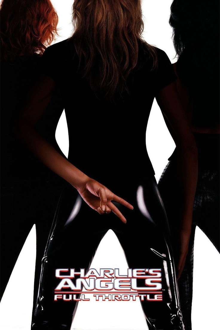 As Panteras Detonando (Charlie's Angels: Full Throttle), 2003.