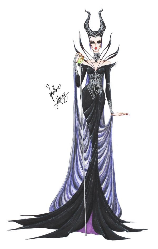 Maleficent's Spell by frozen-winter-prince on deviantART| Be Inspirational❥|Mz. Manerz: Being well dressed is a beautiful form of confidence, happiness & politeness