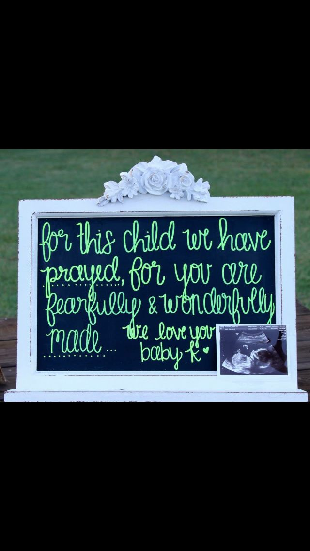 Gender reveal chalkboard                                                                                                                                                                                 More