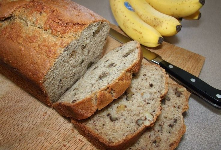 Gluten Free Banana Nut Bread | Recipe