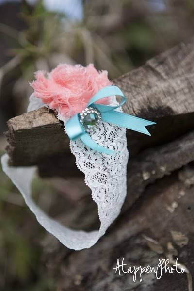 tiff you could make this for your garter!