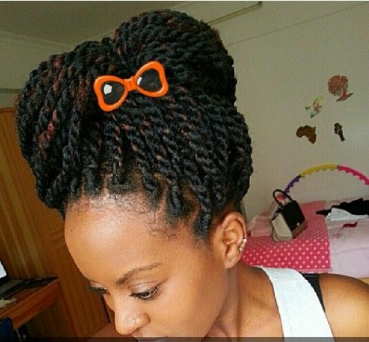 protective style :) Hair Pinterest
