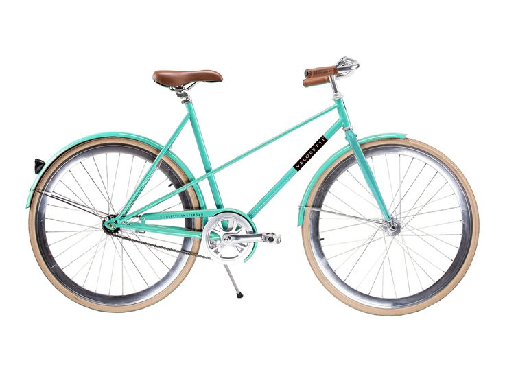 """My new bike! #loveit Veloretti Caféracer Minty Mint"" - best bike right?"