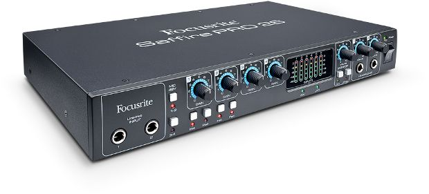 Focusrite announces Saffire PRO 26, the latest addition to their award-winning Saffire PRO range of FireWire/Thunderbolt compatible audio in...