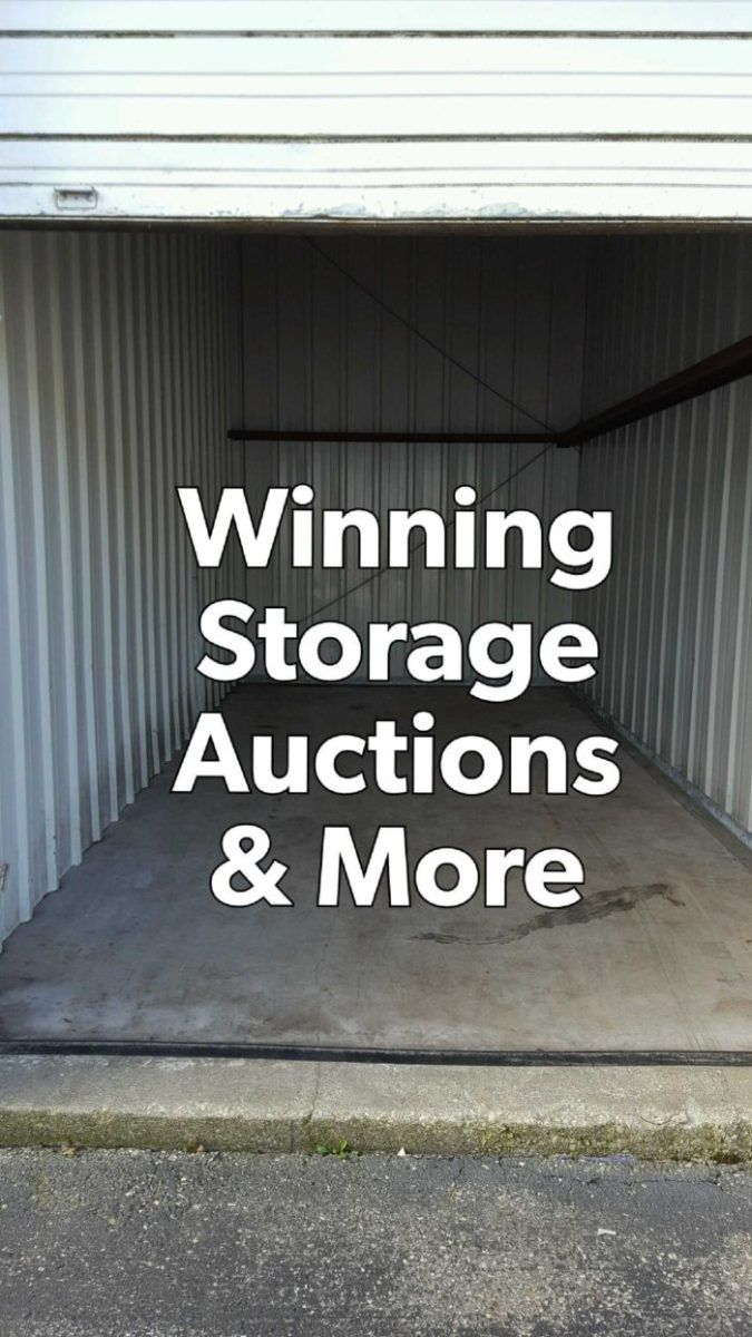 You want to win more than just the unit. You can win new friends and helpers too. Pay attention to what is going on around you. You want to win over the auctioneer/storage unit facility owner, othe…