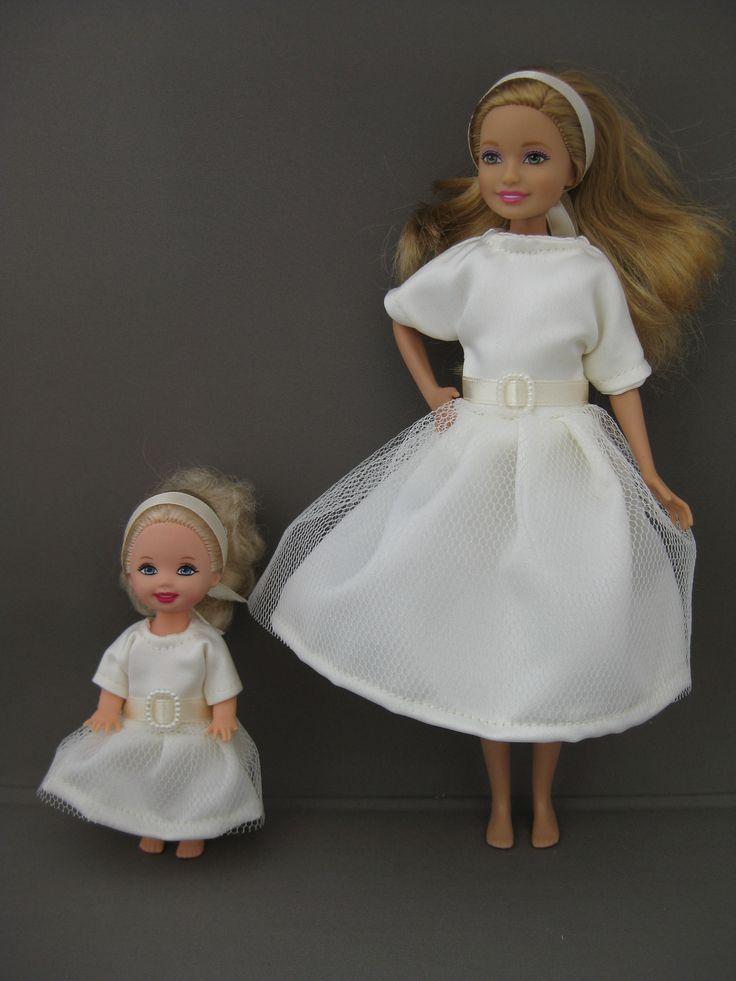 Bruidsmeisjes Stacie & Shelly Creme