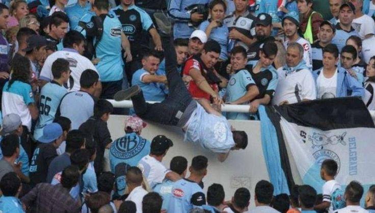 Αργεντινή: Πέθανε ο τραυματισμένος οπαδός της Μπελγράνο