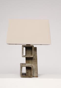 Marius Bessone - ceramic table lamp  MAGEN H GALLERY