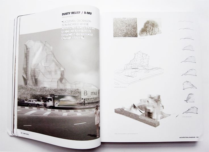 designboom book report: architectural diagrams