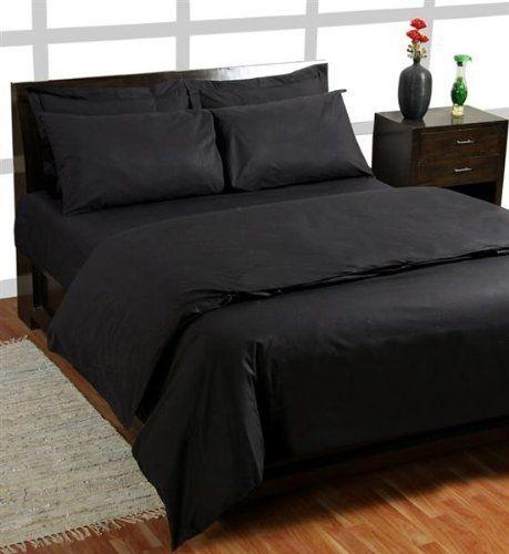 Die besten 25+ Bettwäsche schwarz Ideen auf Pinterest schwarze - hochwertige bettwasche traumen