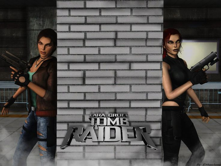 Tomb Raider wallpaper by ethaclane on DeviantArt