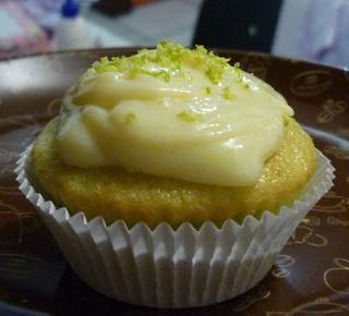 Cupcake de Limão | Comer, Amar e Decorar