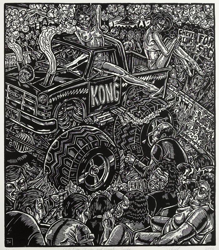 MonsterTruck, Tom Huck