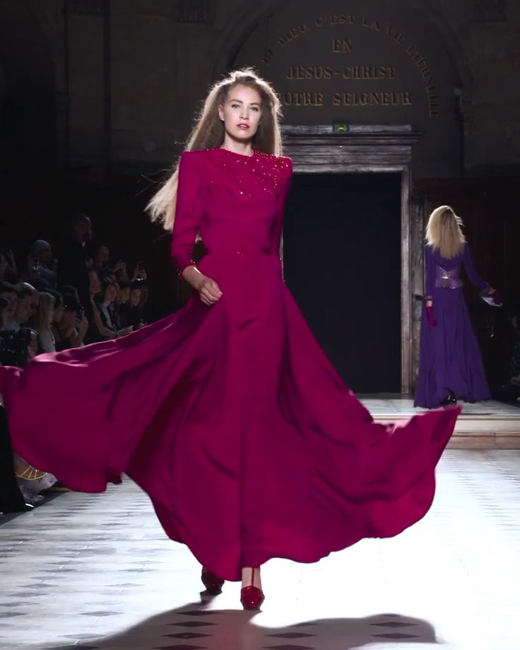 Julien Fournie Look 22. Fall Winter 2019/2020 Haute Couture Collection