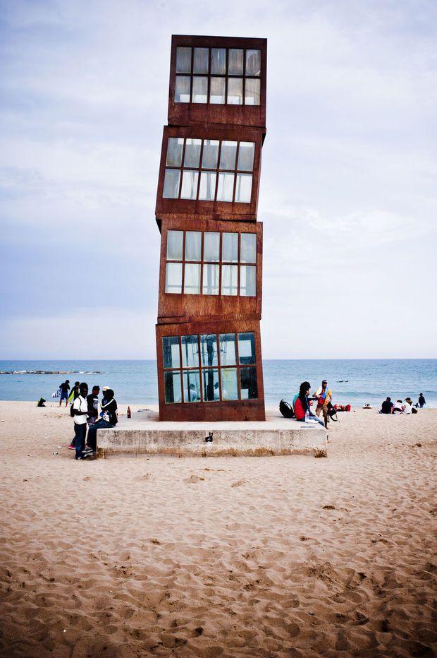 Chloé À prendre note!!Les plus belles plages de Barcelone - Voyage - LeVifWeekend Mobile