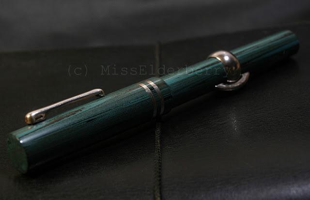 Stipula Saturno Crescent Filler fountain pen