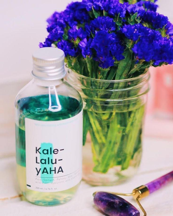 Krave Beauty Kale-Lalu-Yaha Glycolic Acid Toner   Best AHA   Best glycolic acid toner   Liah Yoo   K-beauty   Skincare for acne-prone skin   Chemical exfoliation   Skincare recommendation   Skincare routine   LevitateBeauty.com