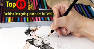 Know the Scope of fashion Designing course in India.