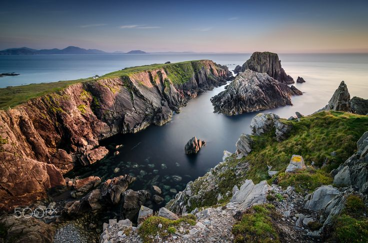 """Another world - Malin Head, Ireland - Malin Head - Donegal - Ireland a stunning landscape at Ireland's most northernly point and also one of the locations used to film Star Wars. Stay in touch: <a href=""""https://www.facebook.com/kathrynconwayphotography"""">Facebook Page</a>, <a href=""""https://instagram.com/conwaykathryn/"""">Instagram</a> or <a href=""""https://twitter.com/kcgrasshopper/"""">Twitter</a>"""
