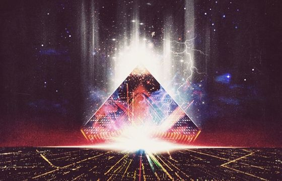 Juxtapoz Magazine - Signalstarr's Mystic Psychedelia