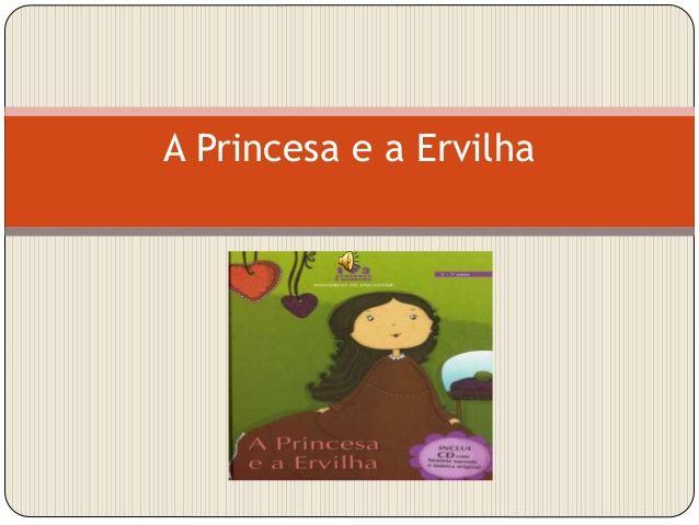 A Princesa E A Ervilha Contos Tradicionais