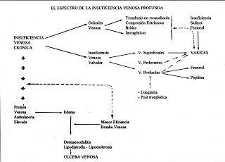 Cirugía Vascular Actualizada: INSUFICIENCIA VENOSA PROFUNDA